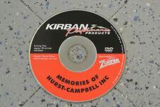 Kirban Performance Memories of Hurst Bill Campbell DVD 30 Mins Run Time