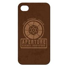 Portal 2 40s Theme Aperture Science Cellphone Case iPhone 4/4s
