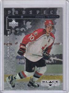 1998-99 UD BLACK DIAMOND PROSPECT ROOKIE #93 CANADA - DANIEL TKACZUK