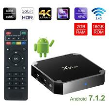 X96 Mini Android 7.1 TV Box 2GB/16GB Amlogic S905W QuadCore X96MINI MEDIA PLAYER