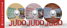 Judo für Trainer Judo in Japan.Film 1 + 2 + 3.Training. Methoden.Technik...