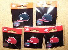 5 - Cincinnati Reds logo baseball cap pins hat pin NEW for 2015