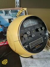 Vintage Weltron Am/FM 8 Track Stereo Model 2001 space ball retro with 8 tracks