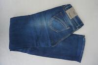 PEPE JEANS regular fit waist bootcut stretch Hose 29/32 W29 L32 blau NEU #AC9