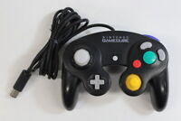 Official Nintendo GameCube Controller Black Cord Damaged TIGHT Switch GO538