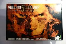 3dfx voodoo 5 5500 MODDED 128Mb AGP BOX