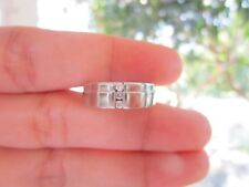 .09 Carat Diamond White Gold Ring 14k sepvergara
