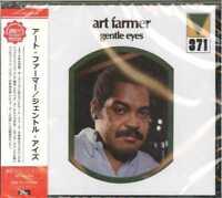 ART FARMER-GENTLE EYES-JAPAN CD Ltd/Ed B63