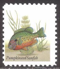 U.S. #2481a Scarce Mint Nh - 1992 45c Fish, Black Omitted ($300)
