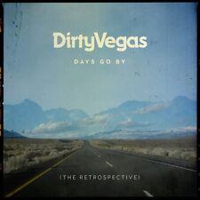 Dirty Vegas - Days Go By, The Retrospective (NEW 2 x CD)