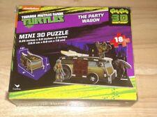 Teenage Mutant Ninja Turtles Mini 3D Puzzle - Brand New