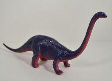 "Rare 1993 Diplodocus 8"" McDonald's Europe Dinosaur Action Figure"