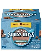 Swiss miss hot chocolate 50 Pc Each 2 PACK FREE SHIPPING