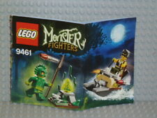 LEGO® Monster Fighters Bauanleitung 9461 The Swamp ungelocht instruction B4459