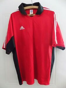 Arsenal Football Shirt 2002 Gooner Adidas Jersey Trikot Retro Camiseta Size XXL