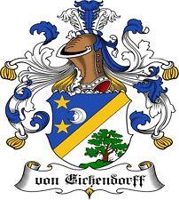 Adelstitel = HERZOG von EICHENDORFF= FÜRST, BARON, GRAF Familienpack 4 Urkunden