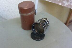 Steinheil Munchen Auto-D-Tele-Quinar 135mm f/2.8 Lens M42