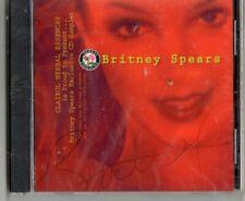 BRITNEY SPEARS-HERBAL ESSENCE CD SAMPLER (BRAND NEW/STILL SEALED)