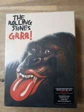 Rolling Stones - GRRR! Deluxe Edition 3 CD Box Set 1962-2012 Greatest Hits