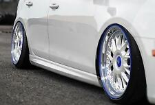 Bistyle RLD Seitenschweller aus ABS für VW Caddy 3 2K Bj. 2003-2010