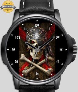 Pirate Skull Beautiful Unique Stylish Wrist Watch