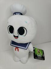 Funko Super Cute Ghostbusters Stay Puft Marshmallow Man Plush Pet/Smoke Free Tag