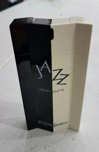 Yves Saint Laurent Jazz EDT Parfum 100ml old Version  Ref:42421  Rarität Vintage