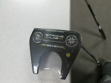 """ODYSSEY STROKE LAB PUTTER - SEVEN """"S"""" - Right Hand - New - Cover included"""