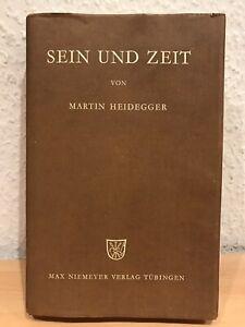 Martin Heidegger - Sein und Zeit