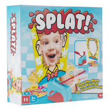 SPLAT! Family Party Game For 2 or more players Age 4+ (Inspired by Pie Face)