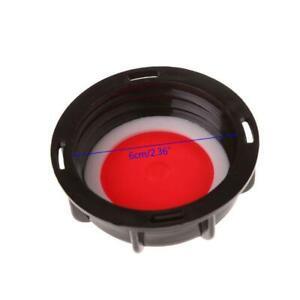 IBC Tote Water Tank Drain Nozzle Tap Cap Cover Valve Fittings Female Thread