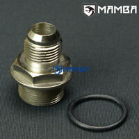 MAMBA 10AN Oil Pan Turbo Oil Return Adapter Fitting TOYOTA 3S-GTE 3SGTE Celica