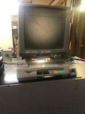 Bell & Howell Abr 2000 Microfiche Reader Printer. Powers On, Seems to function