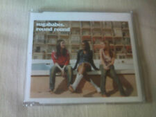 SUGABABES - ROUND ROUND - UK CD SINGLE