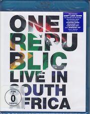 One Republic / Live in South Africa (Blu-ray, NEU! Original verschwei�Ÿt, NEW)