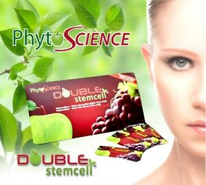 5x Pack PhytoScience Anti-Aging Apple Grape Double Stem Cell Anti Oxidation