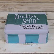 The Bright Side Storage Tin - Daddy's Stuff