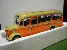 BEDFORD OB DUPLE VISTA COACH OB FDK 571 BUS 1/24 SUNSTAR voiture miniature 5001