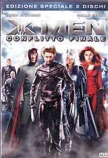 X-Men. Conflitto finale (2006) DVD Edizione 2 Dischi