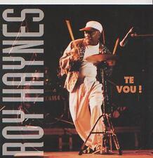 ROY HAYNES   CD TE - YOU