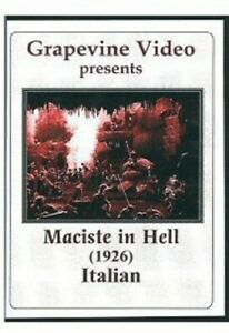 MacIste in Hell [New DVD]