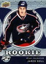 2007-08 UD Mini Jersey Collection #115 Jared Boll