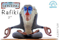 Lion King PVC Rafiki Figure Meditating Guard Disney Applause Cake Topper