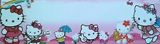 FREE HELLO KITTY(#103) PERSONALIZED BANNER/POSTER PRINT WITH YOUR NAME