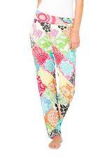 DESIGUAL Pyamahose Trousers Bolimania 61NL0P6 Gr. S/M  (20)