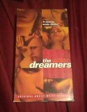 The Dreamers Vhs 2003 (Nc-17 version) Bernardo Bertolucci Ntsc Region 1
