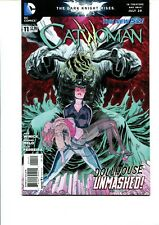 CATWOMAN: NEW 52 #11 FIRST PRINT VF