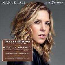 Wallflower (Deluxe Edt.) von Diana Krall (2015), Neu OVP, CD