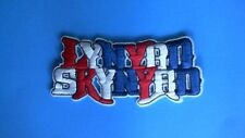 LYNYRD SKYNYRD RED WHITE AND BLUE Iron On Patch! NEW USA Seller
