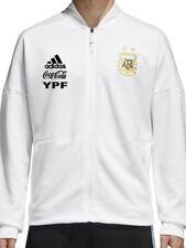 RARE Adidas AFA Argentina White Z.N.E. Jacket (LARGE)
